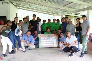 Gestores comunitarios en la cuenca de Anchicayá se unen en pro de la conservación