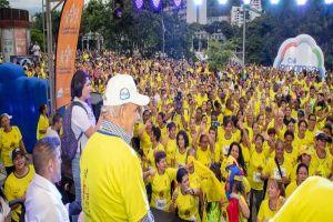 """Carrera """"5K Cali Histórica"""" congregó a tres mil personas"""
