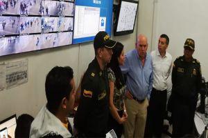 Con instalación de nuevas cámaras buscan mejorar seguridad en el MIO