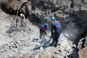 En más de 50% avanzan obras en puente elevado del cruce a Puerto Tejada