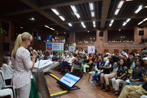 Gobernadora pidió agilizar medidas de protección a líderes sociales