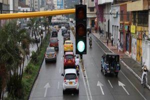 Últimos tres segundos de la luz verde buscan prevenir siniestros viales