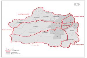 En seis localidades  quedaría distribución de Cali Distrito Especial