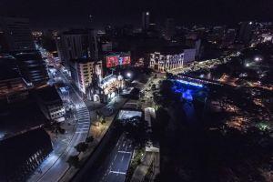 Cali celebra 483 aniversario con shows tecnológicos, color y música