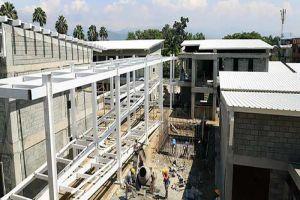 En la comuna 21 se edifica el colegio más grande que entregará la administración Armitage