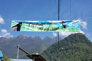 Pance le apostó al ecoturismo con primer festival del oso andino
