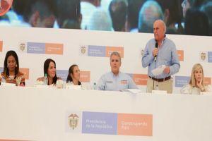 Presidente Duque anunció que buscará pronta solución al tema de la Base Aérea