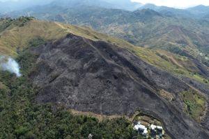 Fiscalía asumió investigación por incendios forestales en Cali
