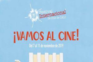 Antiguo Teatro Alameda inspiró afiche del Festival Internacional de Cine de Cali