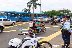 Más de 460 agentes de tránsito velarán por la movilidad durante las marchas