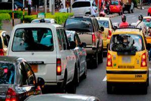 Pago de tasa por congestión la opción para circular en horario de pico y placa