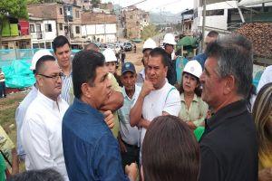 Reinician obras para la prolongación de la avenida Circunvalar