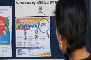 Cifras del dengue: 1.746 casos, 18 reportados como graves y cuatro muertes