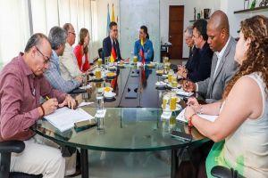 Alemania y Suecia evalúan establecer alianzas en Cali
