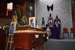 Merecido homenaje póstumo para despedir a Oliva Arboleda