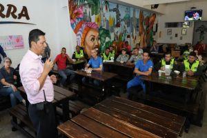 Comerciantes de la carrera 66 y Alcaldía coordinan política de seguridad
