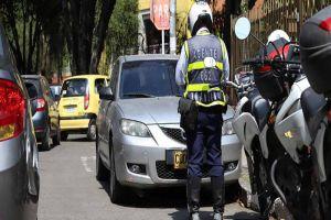 Por mora en multas de tránsito embargarán cerca de 4.500 vehículos