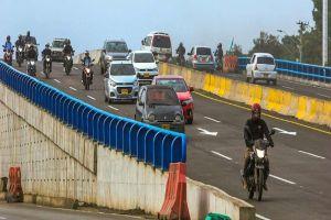 Apertura del puente de la vía Cali–Jamundí mejora la movilidad