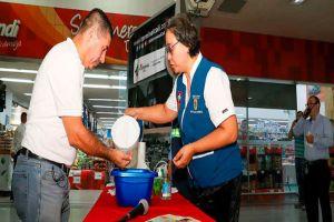 Lavar las manos con agua y jabón es clave para reducir riesgos de contagio