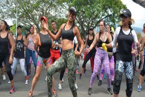 La Ciclovida activa gran maratón por el Día de la Mujer