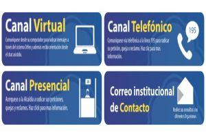 Caleños pueden hacer trámites de forma virtual o telefónica