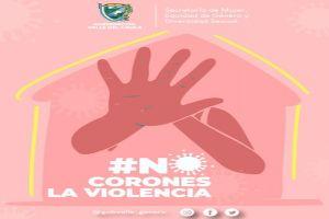 """Lanzan campaña """"No Corones la Violencia"""""""