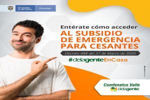 Comfenalco abre postulaciones para el Subsidio de Emergencia