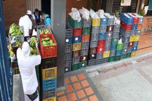 Alimentación escolar llega a la casa de  los estudiantes