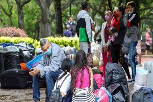 La municipalidad no cuenta con más recursos para repatriar a venezolanos