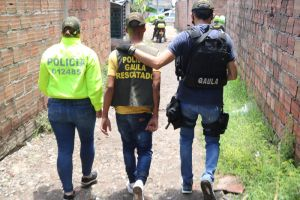 Policía rescata tres ciudadanos secuestrados en el sur oriente de Cali