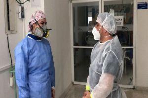 Primeros pacientes se recuperan de Covid-19 en Hospital Cañaveralejo