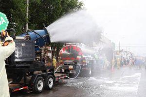 Plaza de Santa Elena cerrará por 9 días