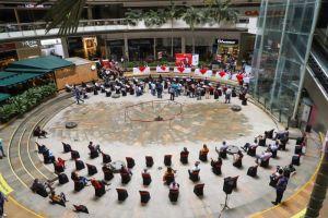 Se posterga reapertura de centros comerciales