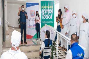 Capital del Valle tiene la primera clínica especializada en pacientes con Covid-19