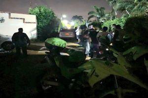 Desactivada fiesta clandestina en Cascajal