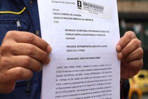 Alcalde de Cali denunció penalmente a las EPS