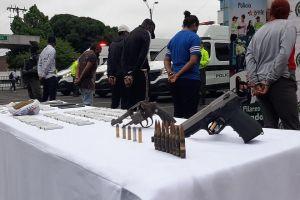"""Capturados 14 presuntos homicidas de """"Los Maniceros"""""""