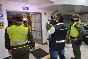 Autoridades intervinieron fiesta sexual en hotel de Cali