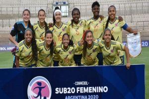 Selección Femenina Sub-20 entrenará en la capital del Valle