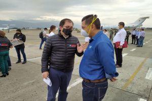 Alcalde Iván Ospina se reunirá con las familias del caso Llano Verde