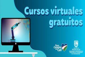 Cursos gratuitos y virtuales del Datic con gran receptividad