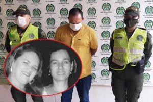 Policía capturó a hombre que asesinó a dos hermanas en Cali