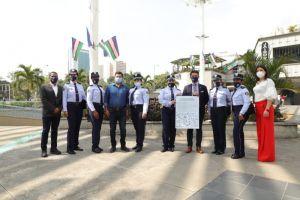 Más de 180 guardas refuerzan cuerpo de agentes de tránsito