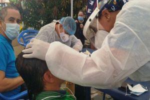 ESE Ladera realiza jornada gratuita para toma de muestra de antígeno
