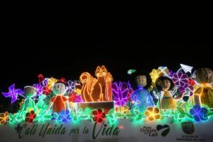 Procuraduría indaga detalles del alumbrado navideño en Cali