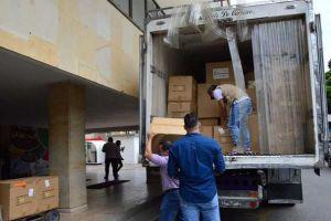 El Valle recibe donación de insumos médicos desde Emiratos Árabes