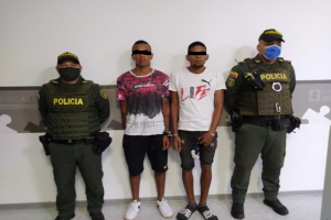 Fiscalía imputó a dos hombres por crimen ocurrido en barrio El Retiro