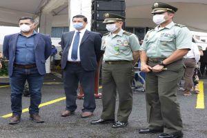 Nuevo comandante de la Policía de Cali es el general Juan Carlos Rodríguez