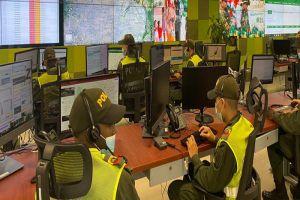 Autoridades reportan disminución de la violencia en ocho comunas