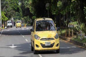 Recompensa por información de homicida de taxista en Montebello